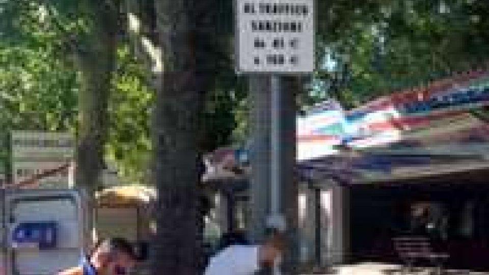 Rimini, cartelli antiprostituzione