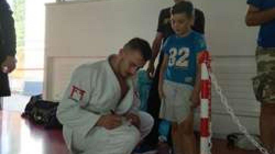 Judo, Persoglia non ce la fa: per San Marino niente gara a squadre