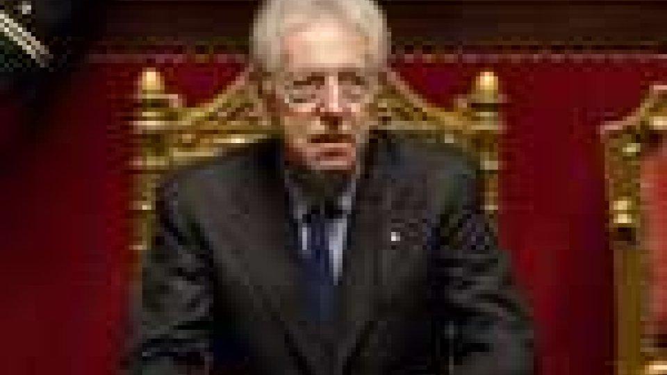 Crisi, Monti a sindacati: cerchiamo intesa