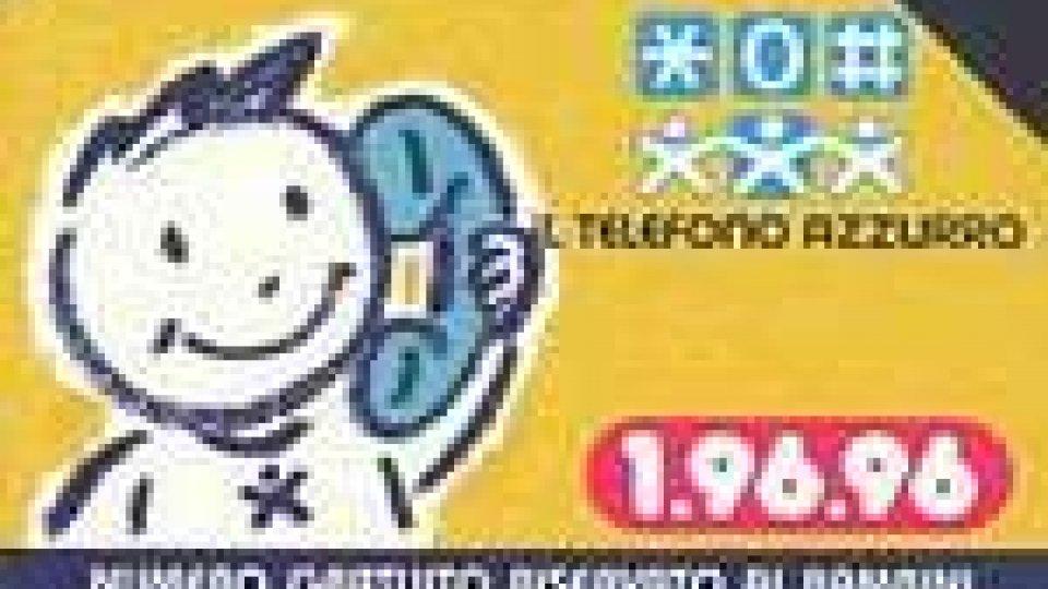 Raccolta fondi per il Telefono Azzurro