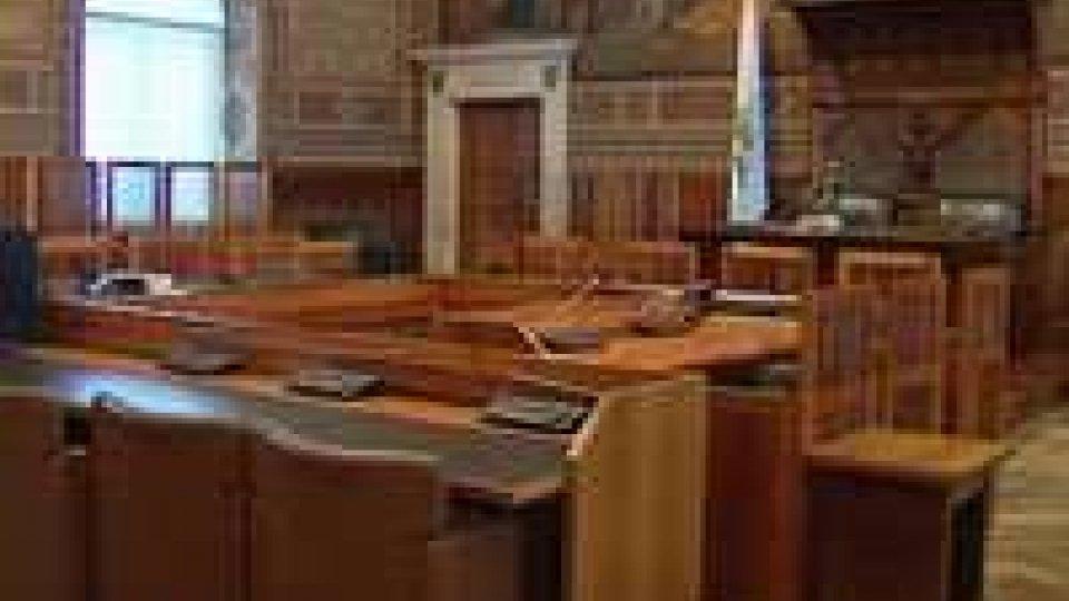 San Marino: Consiglio di luglio, dalle 15 riunito l'ufficio di presidenza