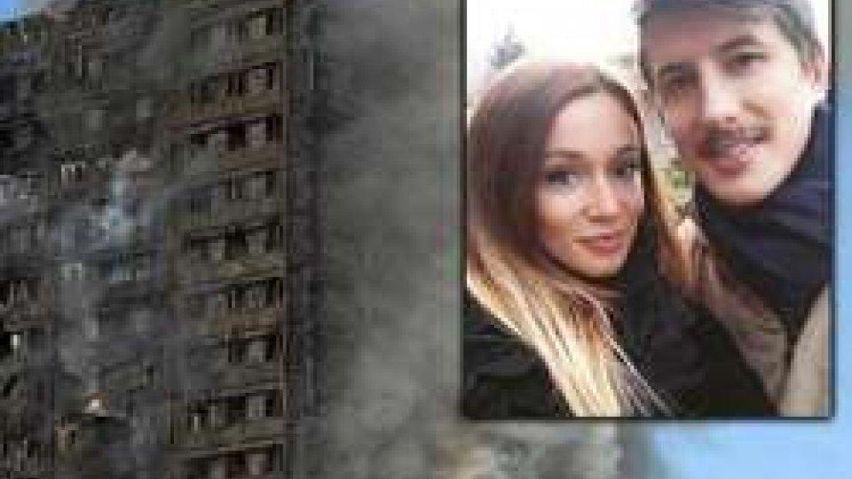 Incendio Londra: ufficiale la morte dei due giovani italiani