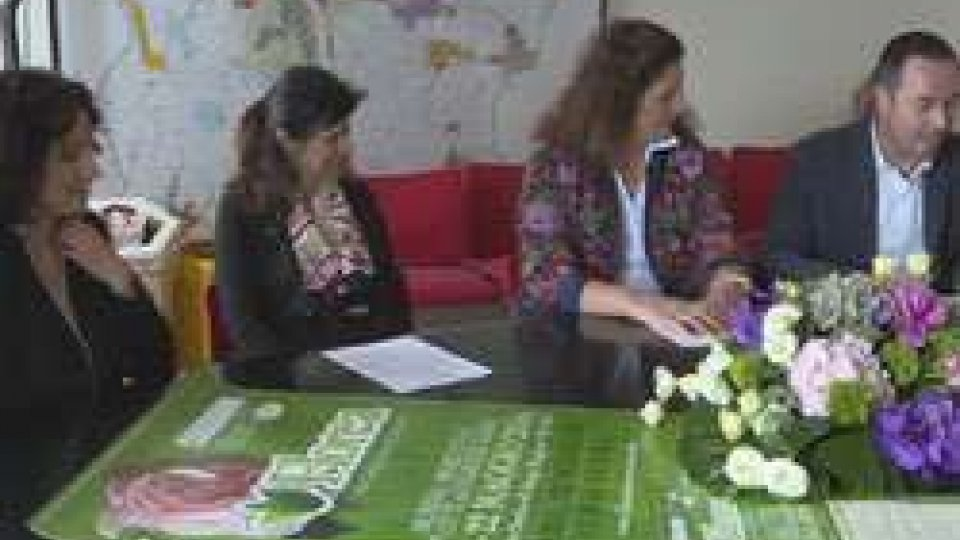 conferenza stampaKERMESSE VERDE '016: Mara Verbena fa per l'XI volta deiFIORI un'IDEA