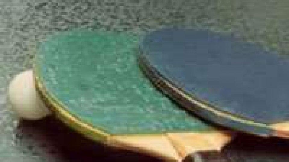 Tennis tavolo: tra i migliori anche Claudio Stefanelli