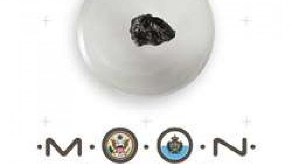 Moon Rocks: frammenti di Luna a San Marino