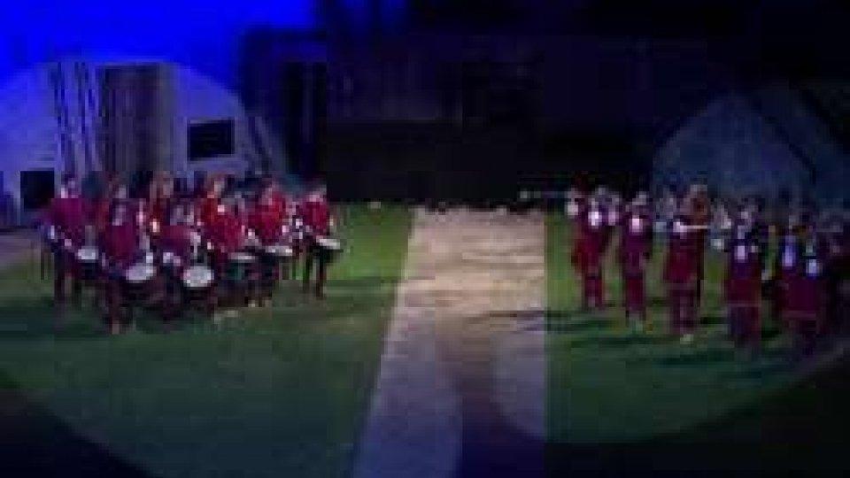 Giornate Medioevali, ultima serata con anniversario federazione balestrieri