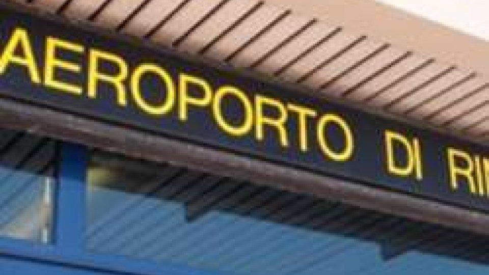 Aeroporto Rimini - San Marino: record di utili nel 2016, + 1.128.019 euro