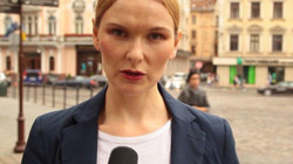Viktoria PolishchukUcraina: il Governo di Kiev denuncia alla CEDU violazioni della Russia ai danni di prigionieri politici