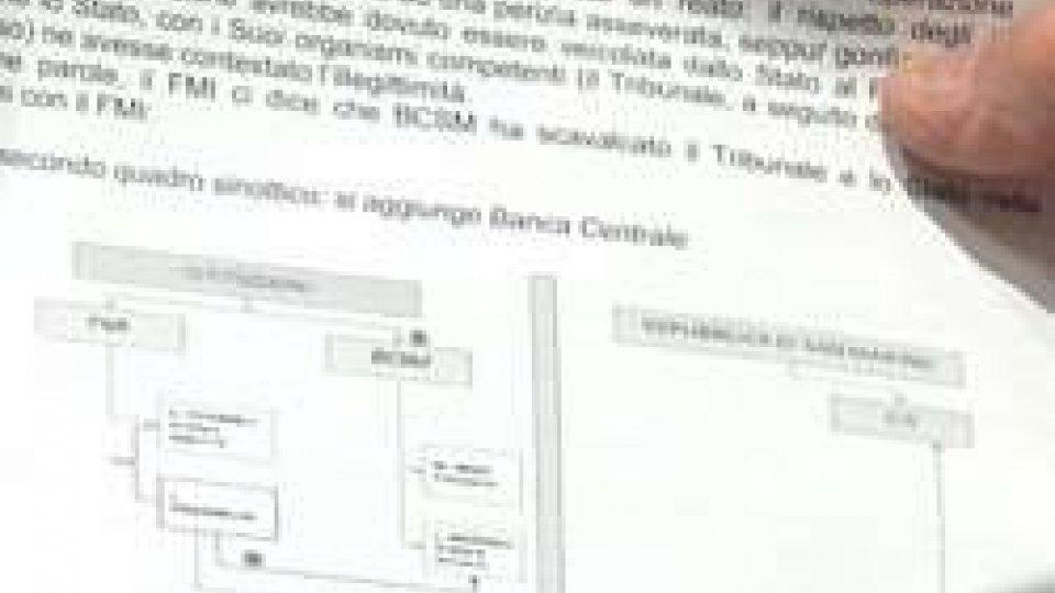 """il dossier della DcBanche, il dossier della Dc: probabile """"golpe finanziario"""""""