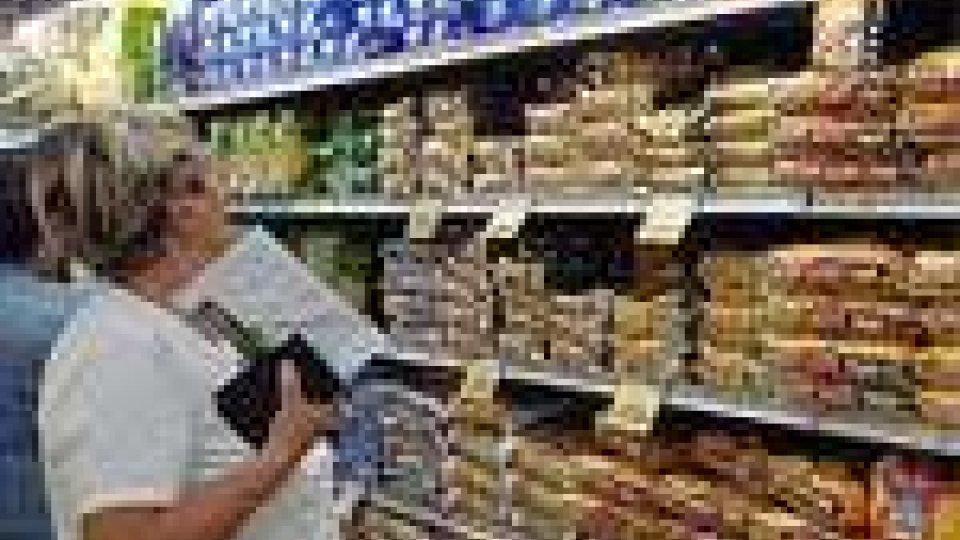 4,2%, il dato su base annua dei prezzi al consumo in agosto