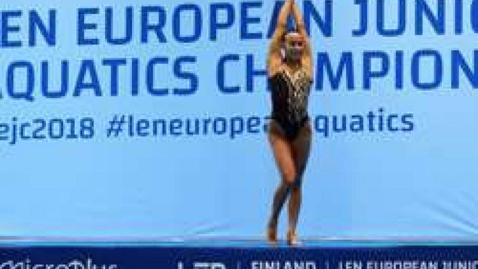 FSN: Europei Junior: dal sincro si passa al nuoto