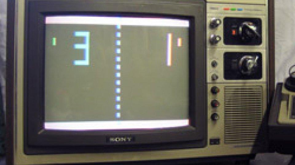 """Una console """"Super Pong"""""""