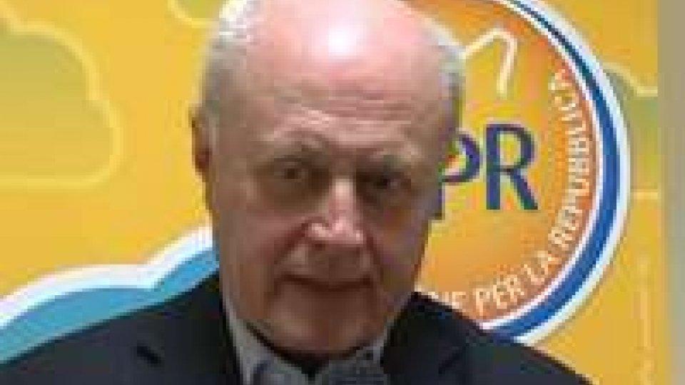 Congresso Upr: Tabacci sui rapporti bilateraliCongresso Upr: Bruno Tabacci su rapporti bilaterali