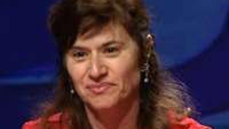Antonella Mularoni assumerà la guida della Segreteria al Territorio