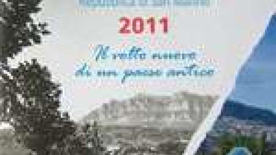 San Marino - La San Marino di oggi e di ieri, nelle immagini del calendario 2011La San Marino di oggi e di ieri, nelle immagini del calendario 2011