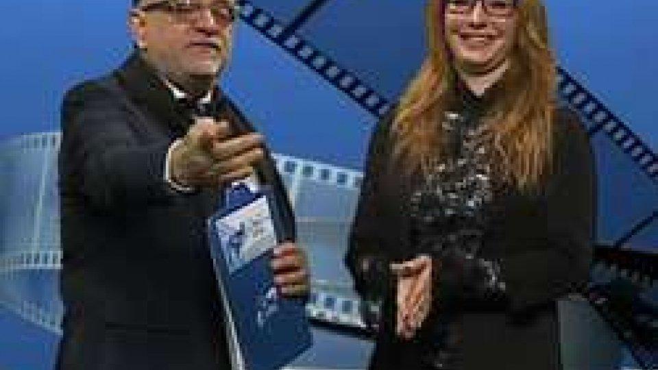 Francesco Zingrillo e Monica FabbriTorna Al Cinema per cinefili e non