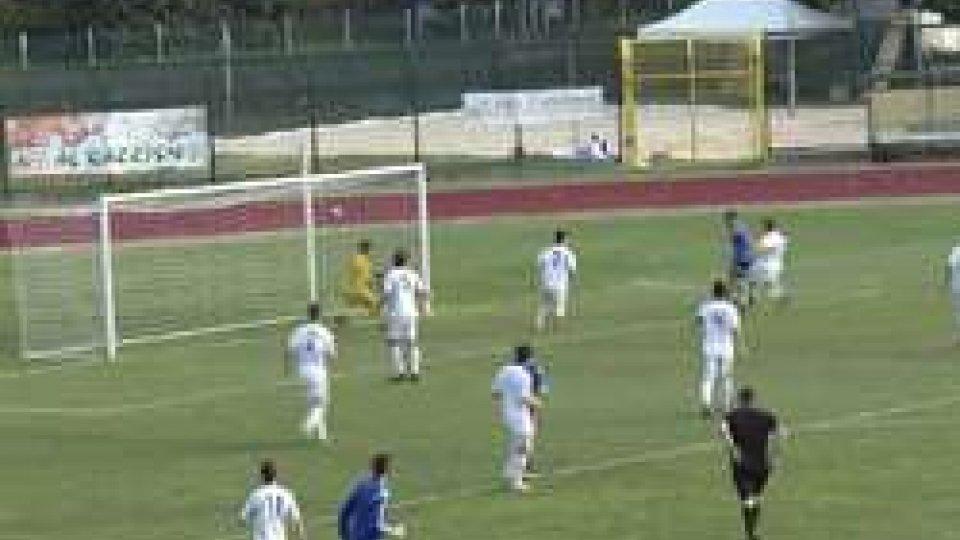 Il gol di Golinucci
