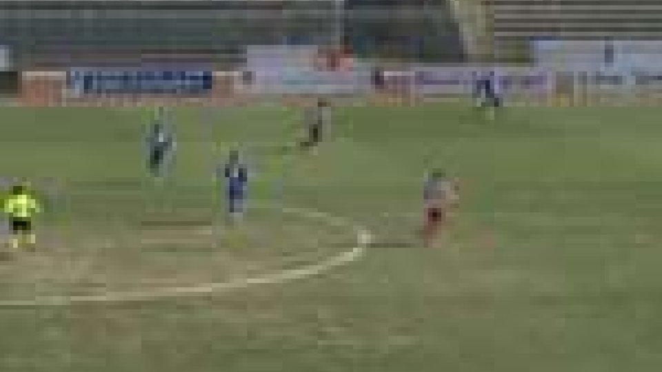 Real Rimini-Athessa Val di Sangro: 1-0