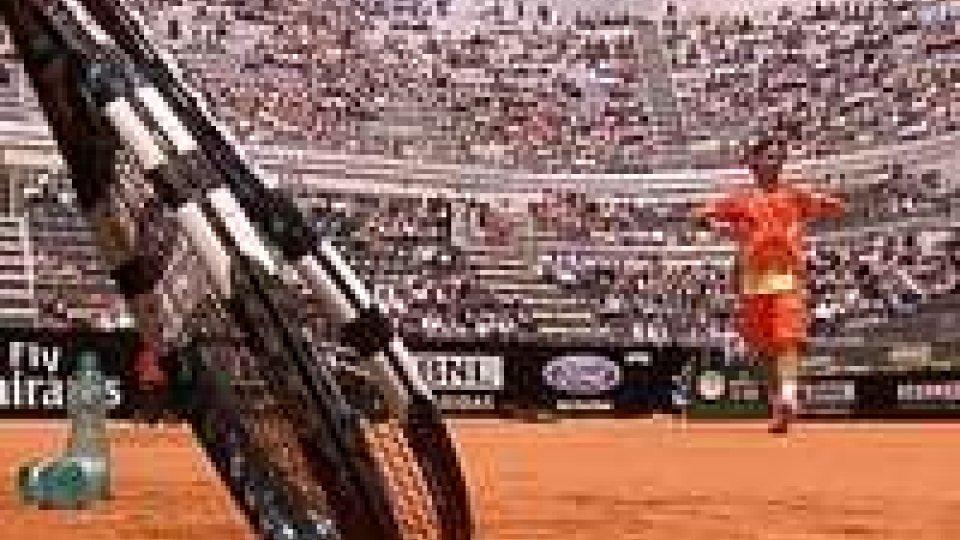 Tennis, al via il Master 1000 di Roma