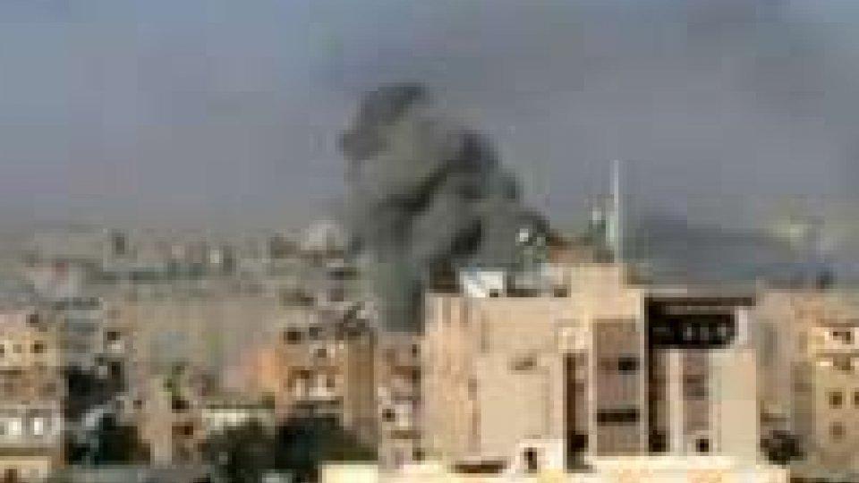 Siria: oltre 200 morti tra civili, soldati e ribelli