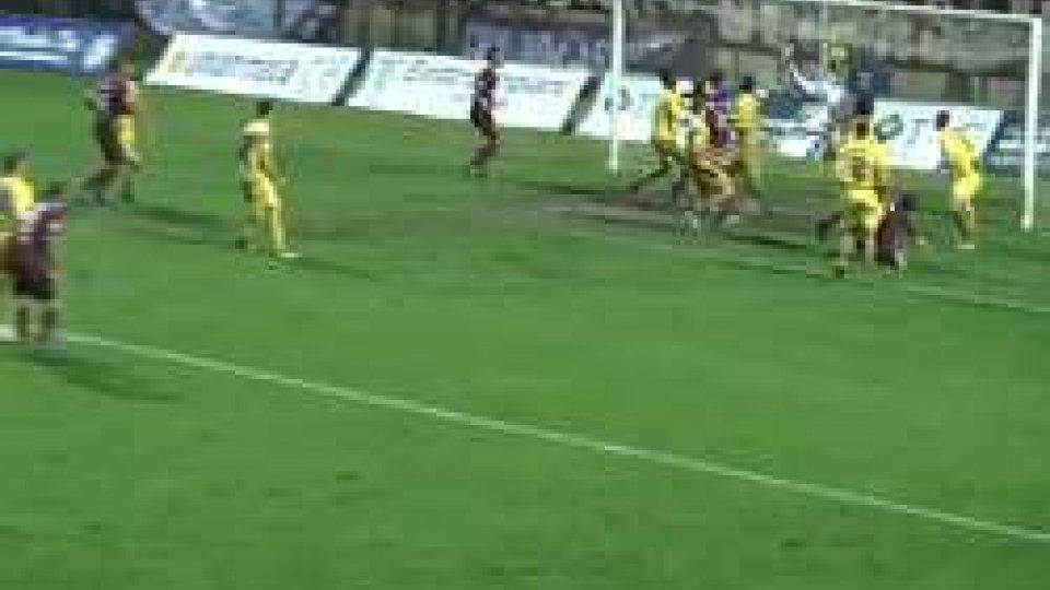 Fano - Fermana 1-0Il Fano risale, Fermana ko 1-0