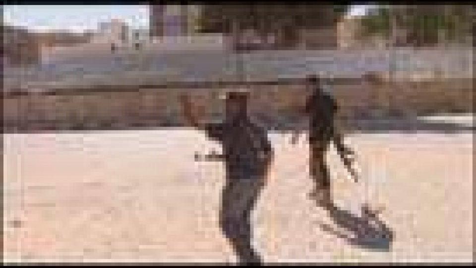 Libia: paura delle armi chimiche