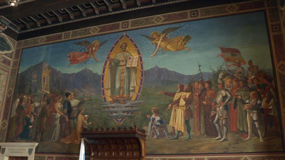 Aula Consiglio Grande e Generale