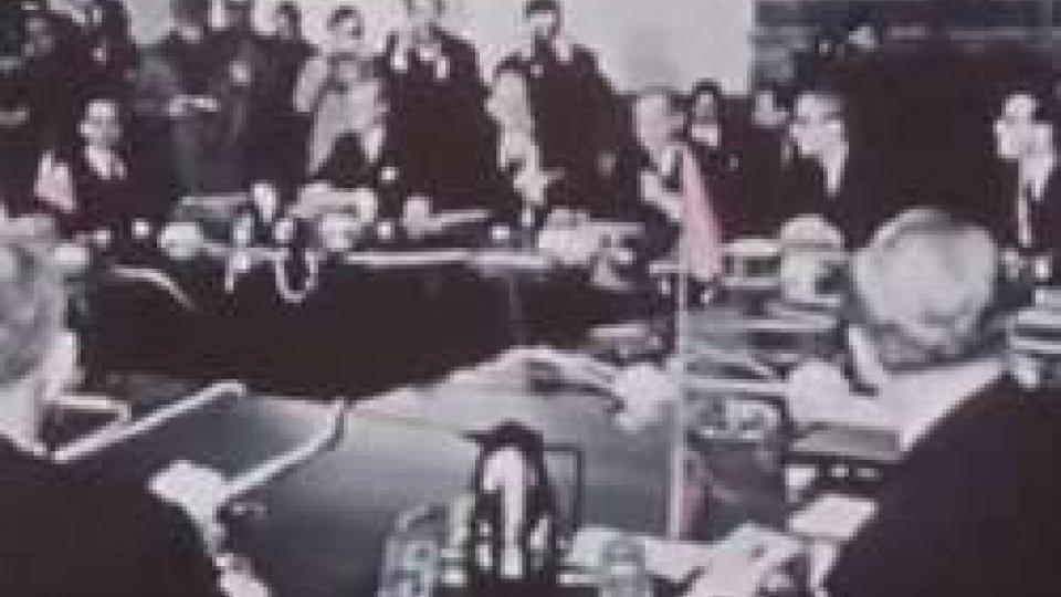 """Della Balda: ritrovare lo """"spirito di Helsinki""""L'anniversario della firma di Helsinky"""