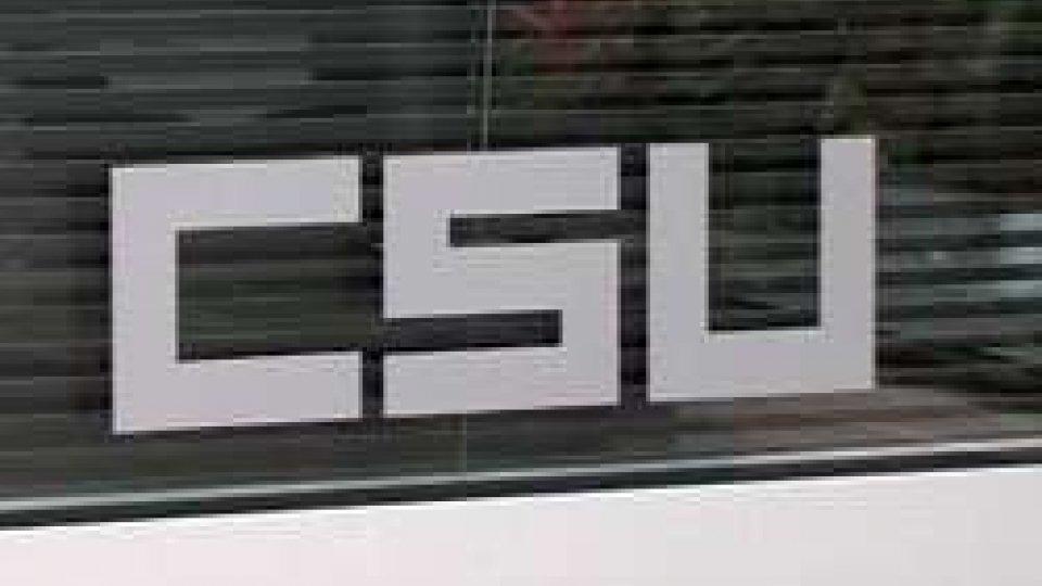 Solidarietà della CSU alla dipendente Asset Banca