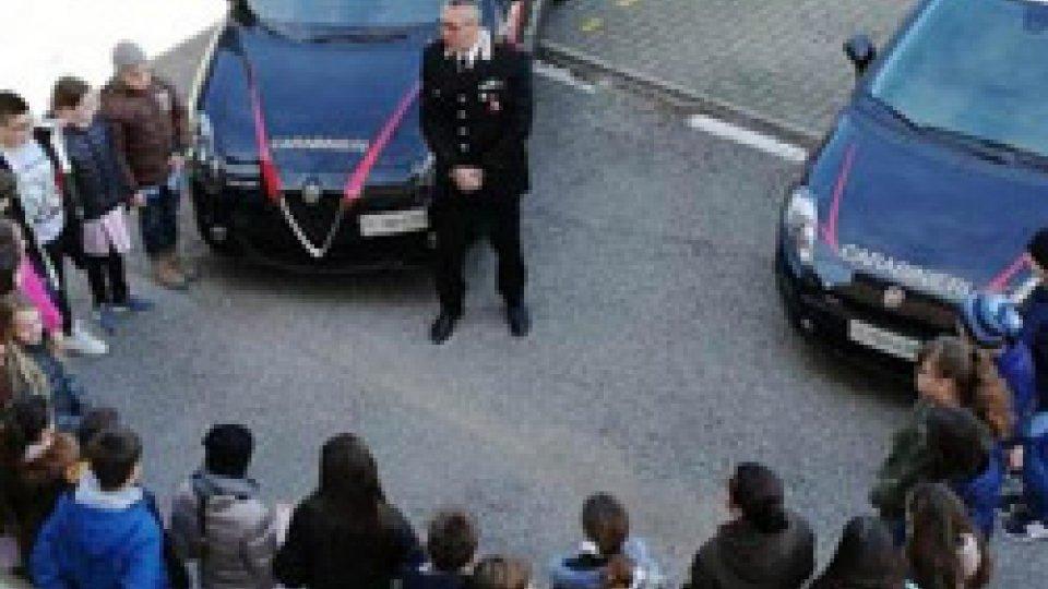 Cattolica (RN): Iniziativa dell' Arma dei Carabinieri nelle scuole