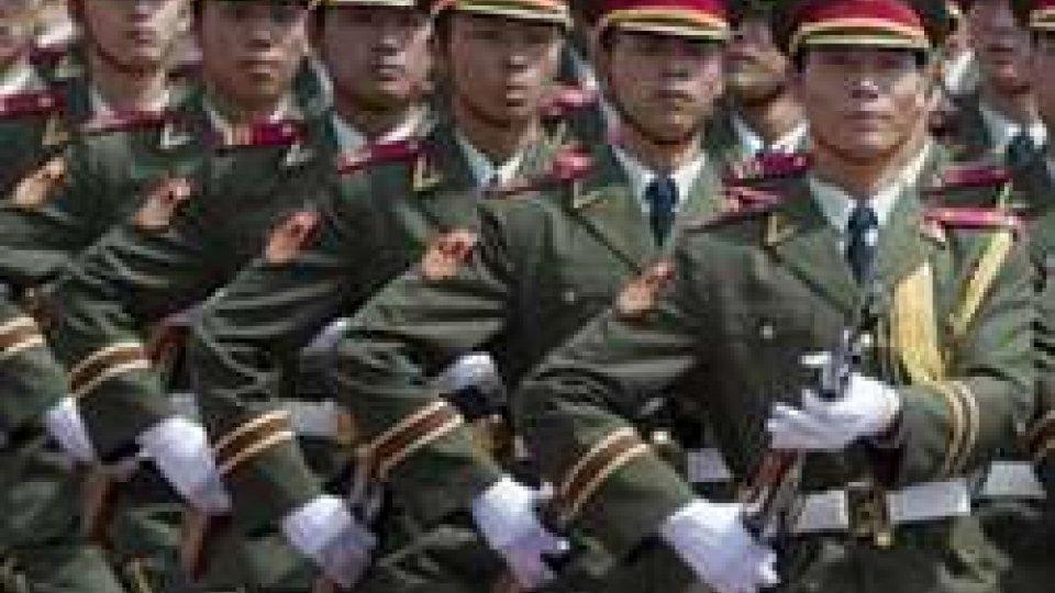 """Milizia cineseCrisi Corea, Usa: """"pronti a colpire"""". Il Giappone schiera missili intercettori"""
