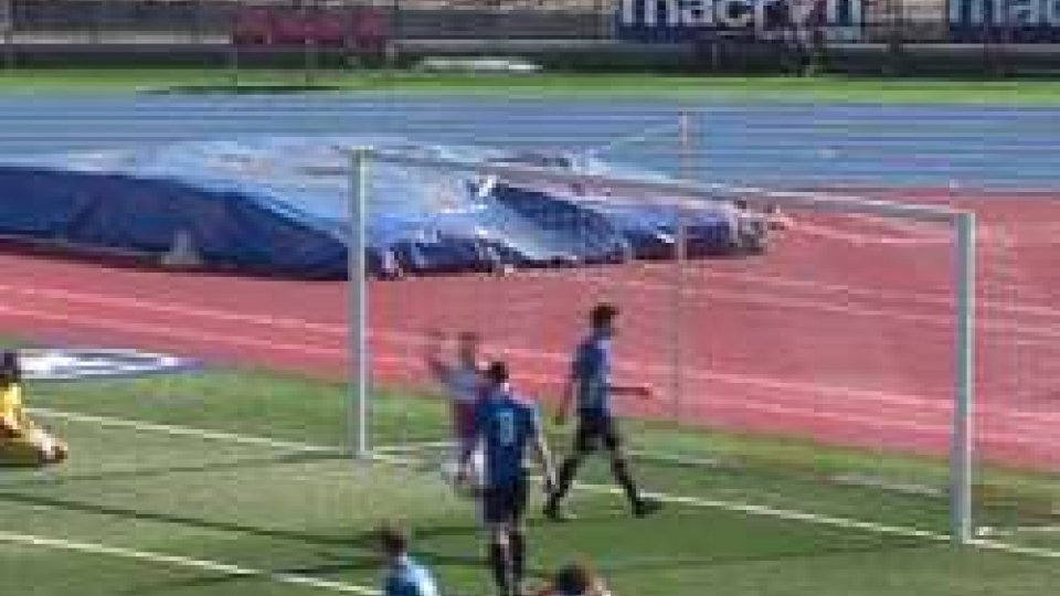 Rimini-FaenzaEccellenza Girone B - Troppo Rimini per il Faenza: 4 a 0 in 29 minuti