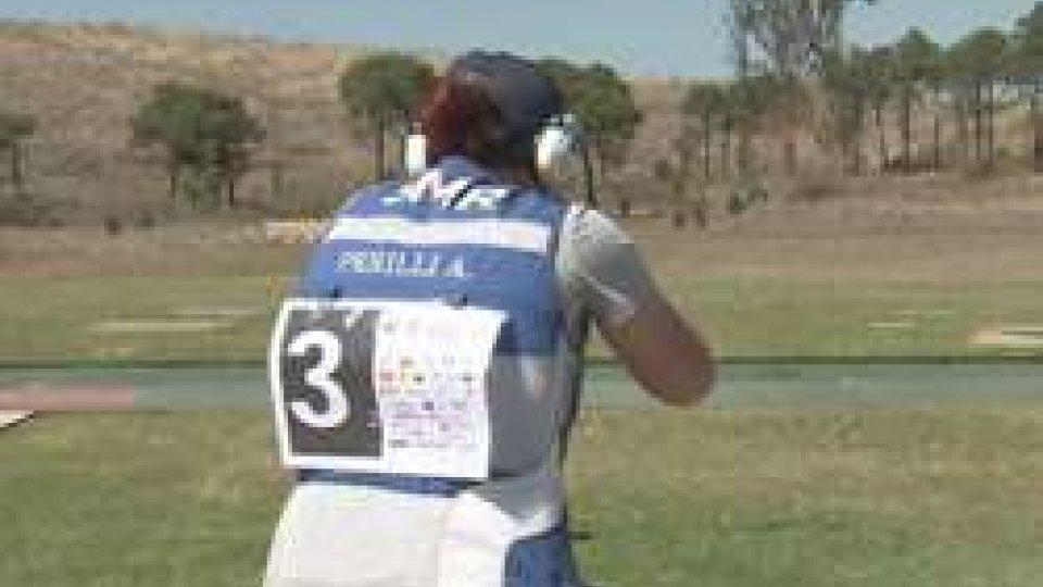 Alessandra PerilliTiro a volo: nel mix team San Marino è quinto