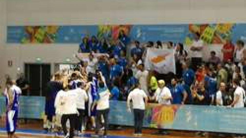 Basket, Cipro si tinge d'oro. Islanda in rimonta sul Lussemburgo