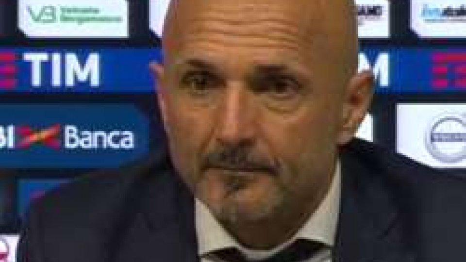 Luciano SpallettiAtalanta - Inter 0-0, le interviste del dopo partita