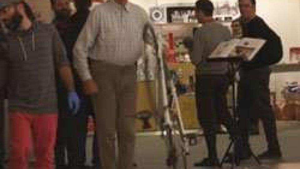 Giuliano CaloreIl ciclista che a 78 anni ha disceso lo Stelvio senza freni e manubrio
