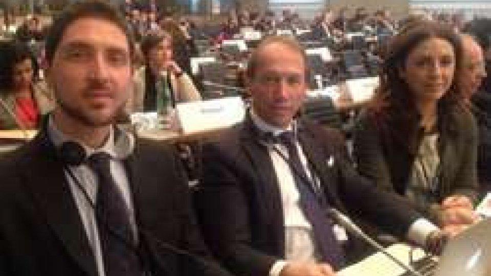 Osce: la delegazione sammarinese a Vienna