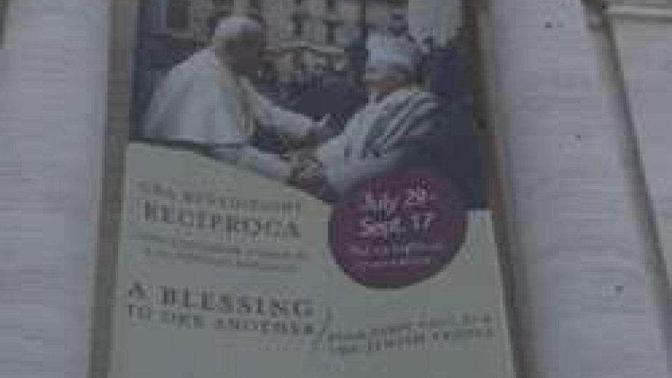 """""""Una benedizione reciproca – Papa Giovanni Paolo II e il Popolo Ebraico""""Giovanni Paolo II e il Popolo Ebraico: 11mila visitatori per la mostra in Piazza San Pietro"""