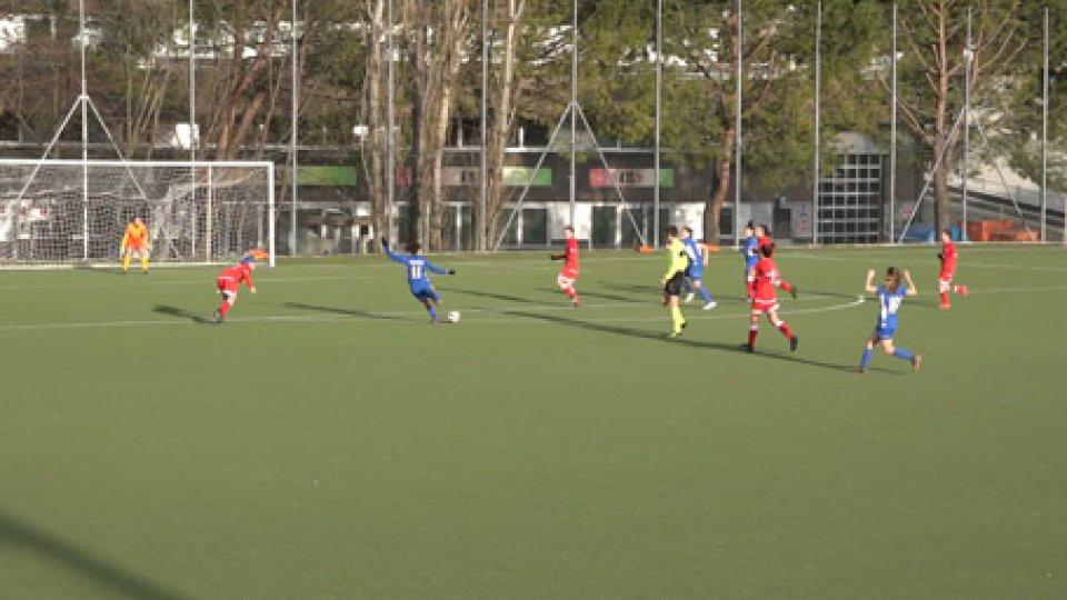 San Marino Academy-PerugiaCalcio femminile: al Perugia la gara d'andata dei quarti di finale di Coppa Italia