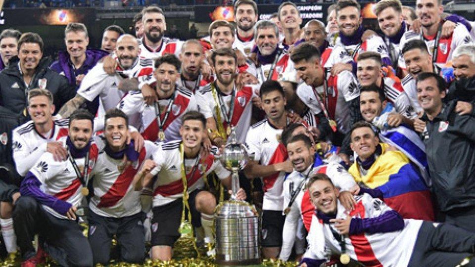 Il River Plate vince la finale di Copa Libertadores