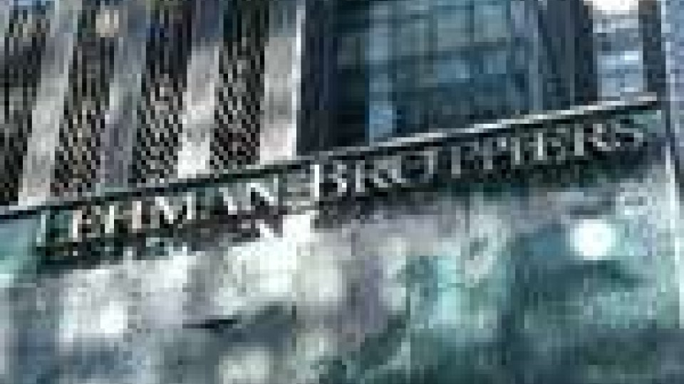 Lehman Brothers in fallimento, banche centrali in allerta