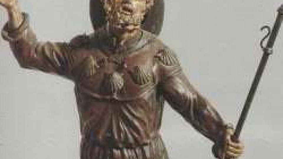 Rimini: una statua in bronzo di Santo Amato sarà collocata nella parrocchia Gesù Nostra Riconciliazione