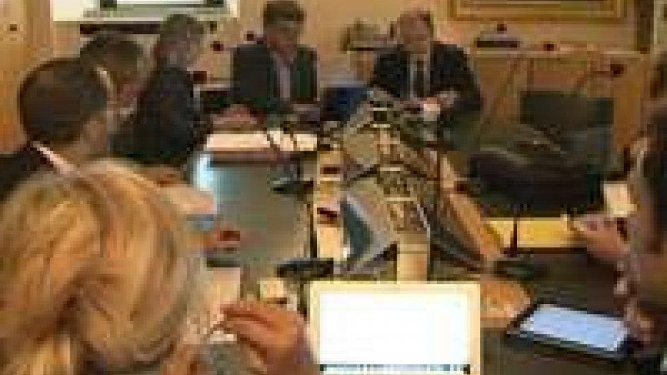 La relazione del Magistrato Dirigente presentata in Commissione Affari di GiustiziaLa relazione del Magistrato Dirigente presentata in Commissione Affari di Giustizia