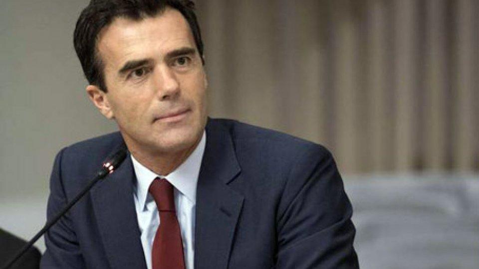 Sandro Gozi. Foto ansa