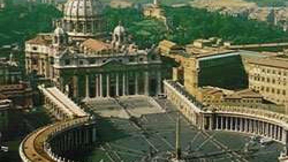 La Reggenza in partenza per Roma, in occasione dell'apertura del Giubileo