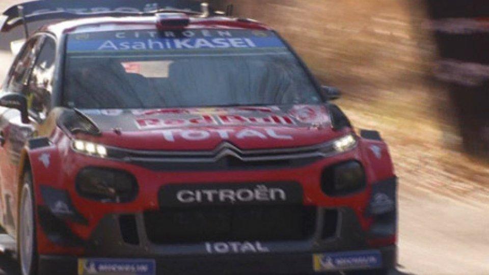Rally di Montecarlo: Thierry Neuville davanti a tutti nella prova di apertura del Mondiale WRC
