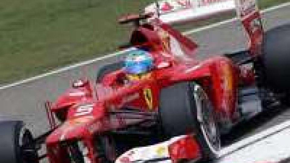 F1. Ferrari le migliori nelle seconde libere