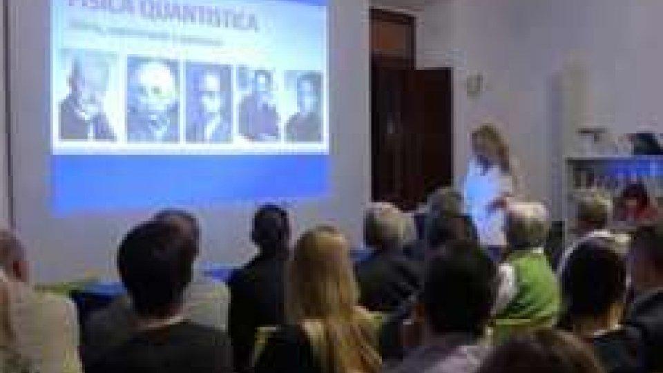 Università: a lezione di fisica quantistica con Chiara Giacomoni