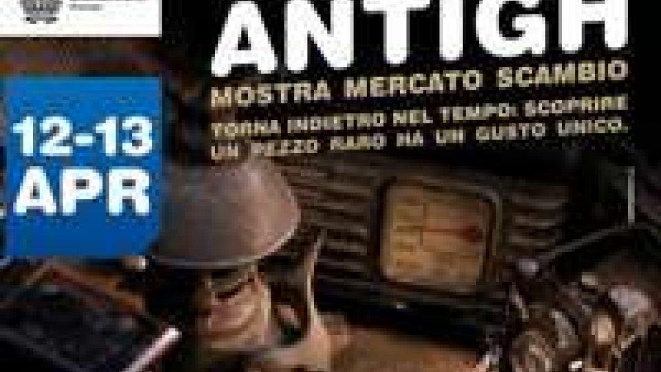 """Torna la mostra-mercato """"Antigh"""" all'Azzurro"""