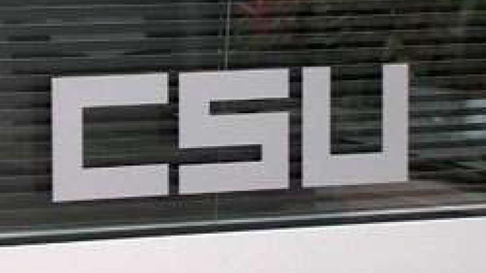 """CSU: """"Legge Sviluppo: tra realtà e mistificazioni"""""""
